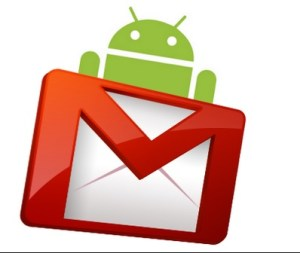 setup gmail for android
