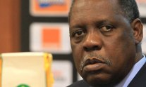 Issa Hayatou from Cameroon the new FIFA Prisedent