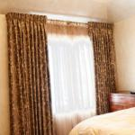 How to make Drapes and Curtains--estimating fabric yardage