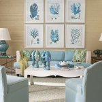 Home decorating trend:  Under the sea....