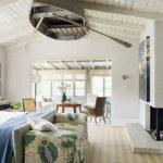 Home decor and Fabric:  Go BIG or go home