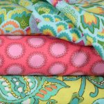 Amy Butler cotton fabrics make great summer clothes.