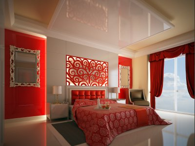 redbedroom