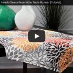 Reversible Table Runner Tutorial