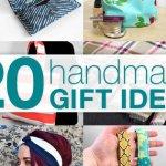 Handmade Gift Ideas & Tutorials