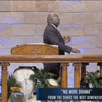 Bishop TD Jakes - No More Drama Palm Sunday 3/24/13 (Video)
