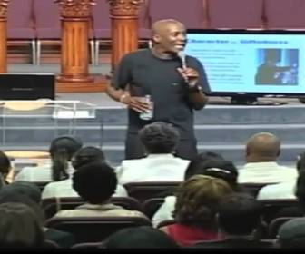 Bishop Noel Jones - Preaching 202 (Video)