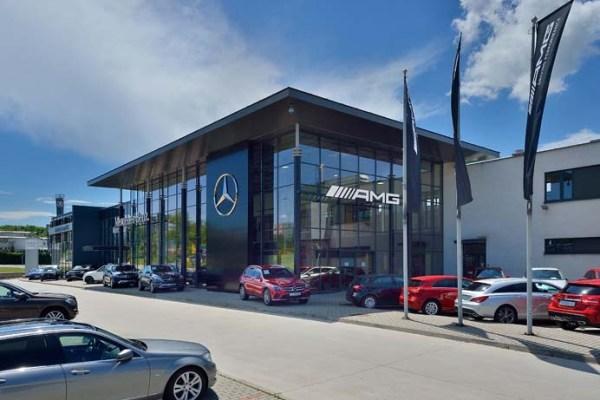 Prvé AMG Driving Performance centrum na Slovensku