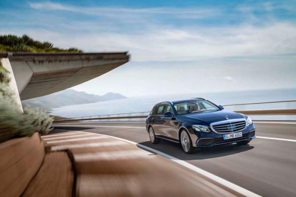 Šiesta generácia Mercedes Triedy E kombi má sedem modelov