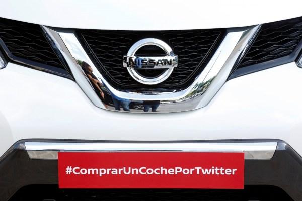 Nissan je prvou európskou automobilkou, ktorá predala vozidlo cez Twitter