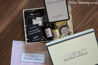 YOU Beauty Discovery Maddi Alexander Rose Limited Edition Box