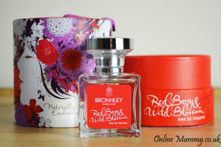 Bronnley Red Berry and Wild Blossom Eau De Toilette