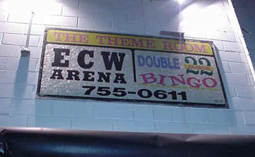 ECW Sign