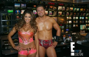 Eve Torres and The Miz Take Over E!'s The Soup