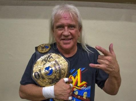 Ricky Morton jr champ