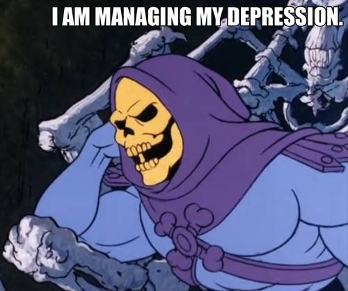 skeletordepression