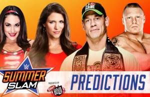 2014 SS Predictions