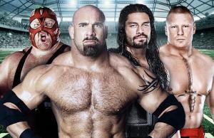 WWE football