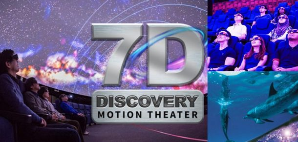 7D Discovery Motion Theater