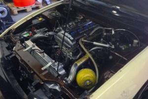 Brandon's 350whp SR20 S13 Drift Car