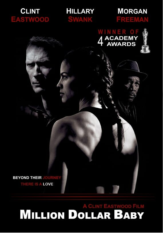 essays on million dollar baby In 2004 i met clint in los angeles when he was promoting million dollar baby [i  didn't even mention the course i had taught] we talked about.