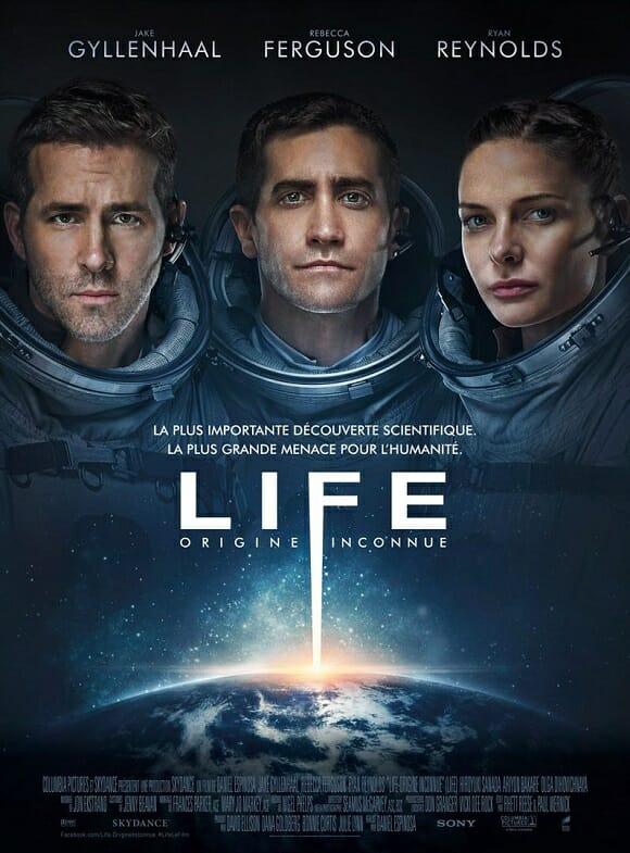 [Critique] LIFE – ORIGINE INCONNUE