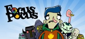 Keep Calm and Focus Pocus: a Serious Game to beat ADHD
