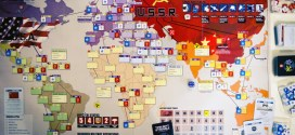 'Twilight Struggle' a board game to change Cold War rules