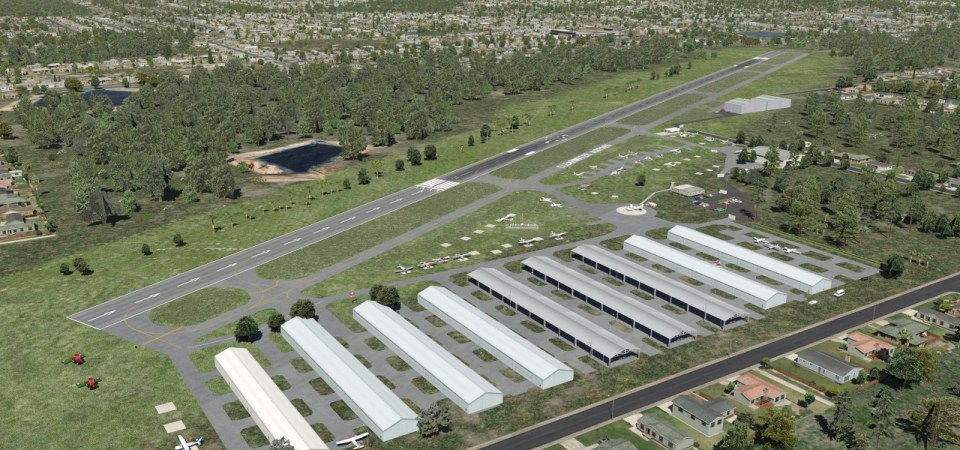 KCLW Clearwater Airpark (X-Plane)
