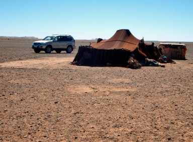 Morocco Sahara Tavel - Nomad Camp - Around the World