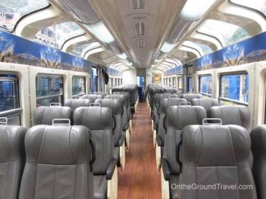PeruRail - Vistadome Train Peru Travel