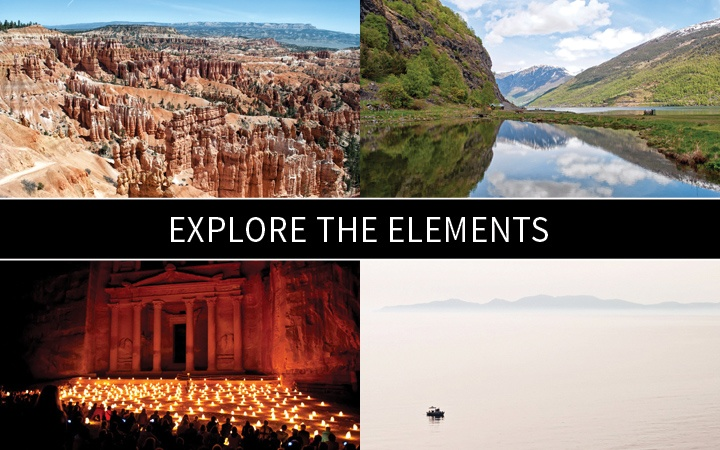 Explore the Elements photography