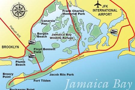 jamaca bay map