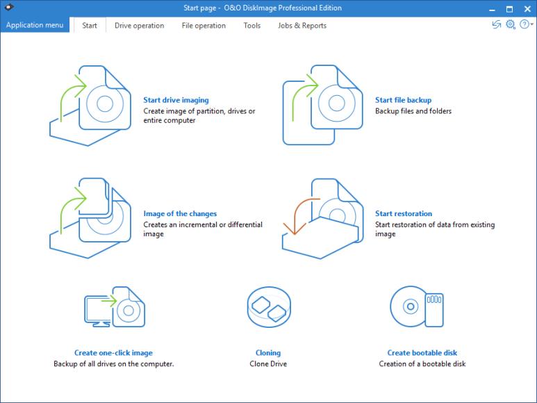 O&O DiskImage Server 12.1 Build 159
