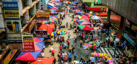 colorful streets manila philippines