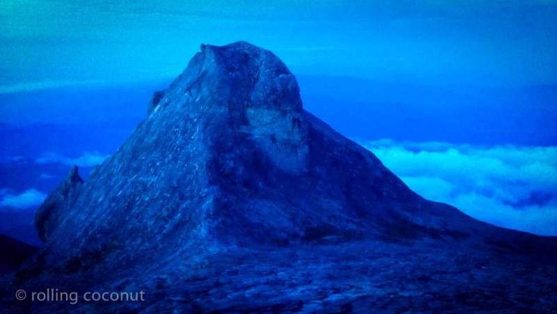 peak mount kinabalu borneo sabah malaysia