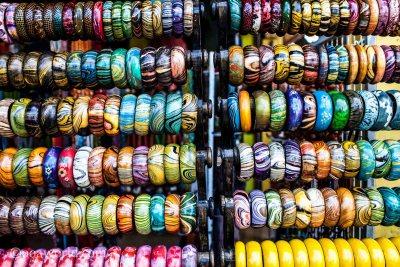 Bali Bracelets Texture