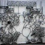 coppersmith street art georgetown malaysia