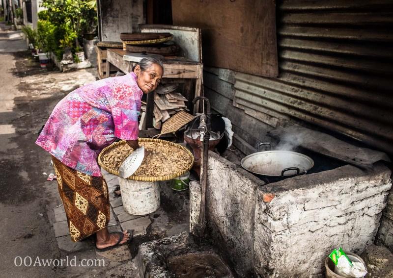 Photo Indonesia Street Food Ooaworld