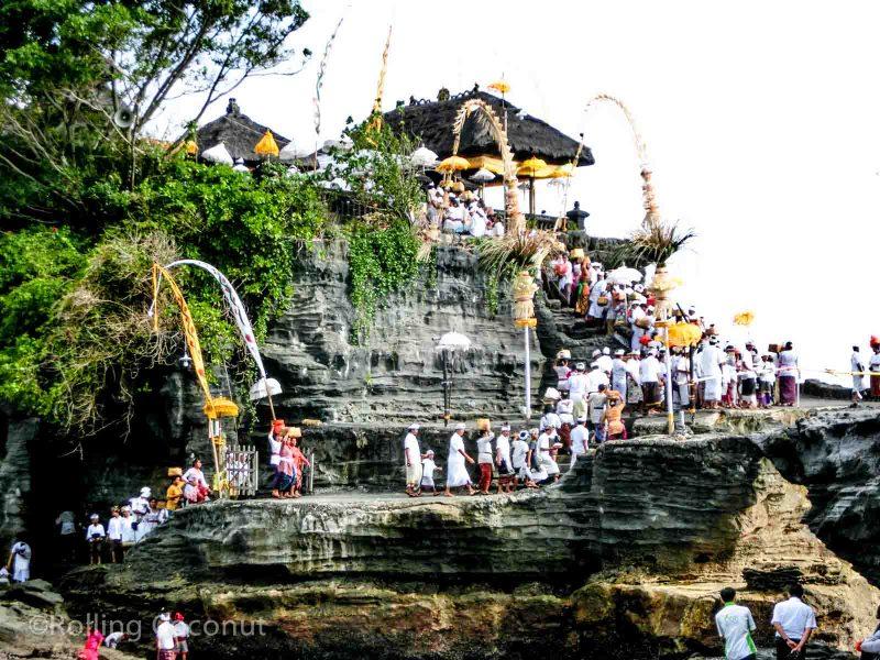 Tanah Lot Temple Bali Indonesia photo Ooaworld