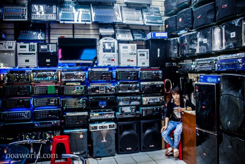 Stereo Shop Jakarta Indonesia Photo Ooaworld