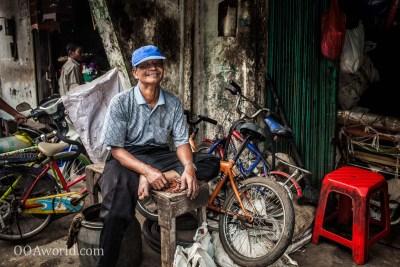 Jakarta Kota Bicycle Shop Photo Ooaworld