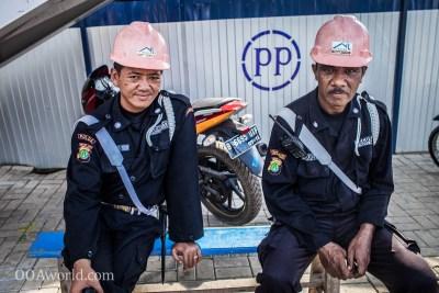 Jakarta Police Indonesia Photo Ooaworld
