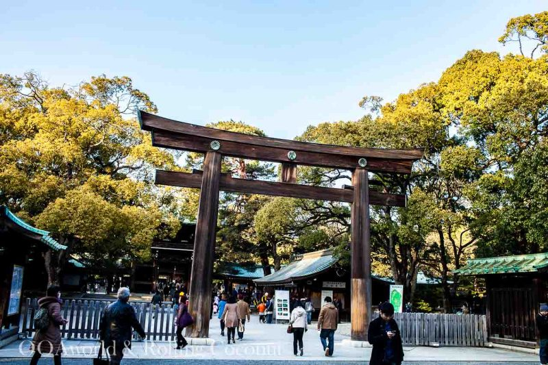 Meiji Jingu Tokyo Photo Ooaworld