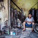Hanoi Garage Photo Ooaworld