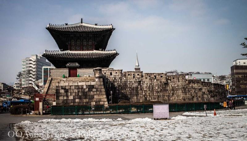 Seoul Old City Temple Photo Ooaworld