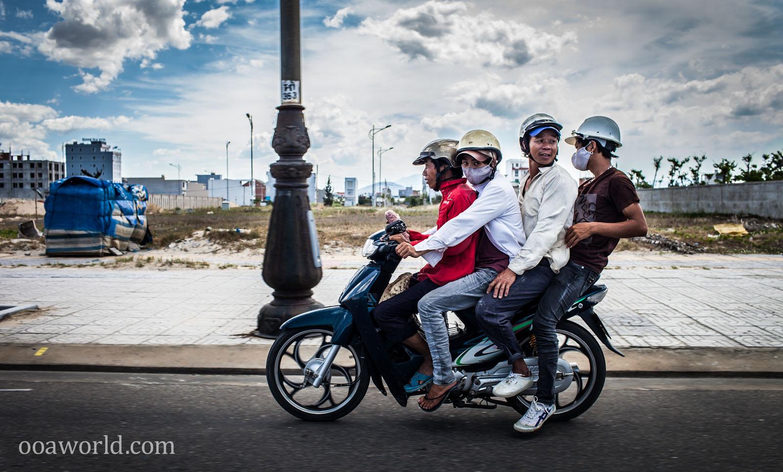 Moto Vietnam Photo Ooaworld