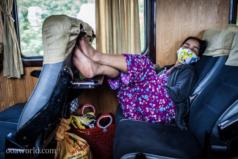 Train Sleeper Vietnam Photo Ooaworld
