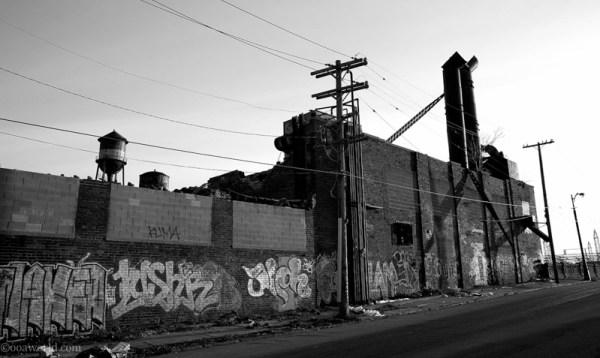 Photos Detroit Factory
