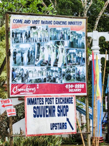 Iwahig advertisement philippines photo ooaworld Rolling Coconut